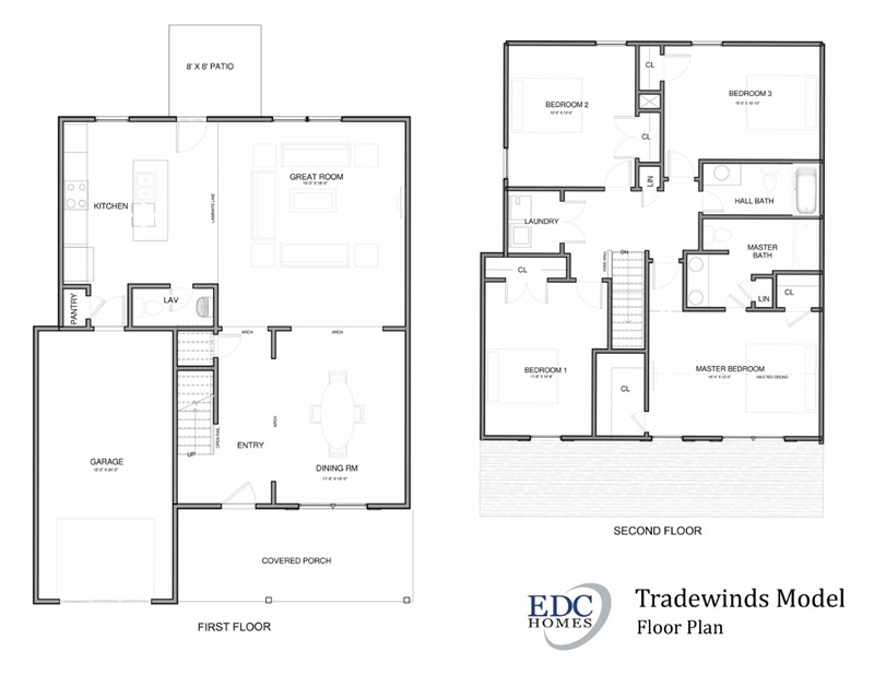 The tradewinds model edc homes for Trade show floor plan design